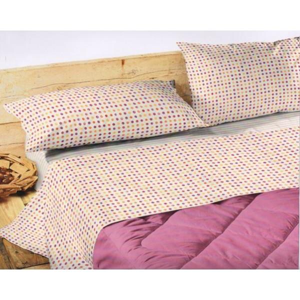 Completo letto piazza e mezzo caldo cotone bassetti biancheriashop for Biancheria letto bassetti