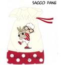Sacco Porta Pane Happy People