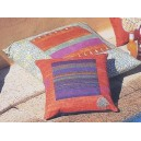 Copricuscino 60x60 kasbah arancio
