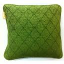 Copricuscino 40x40  Elur verde
