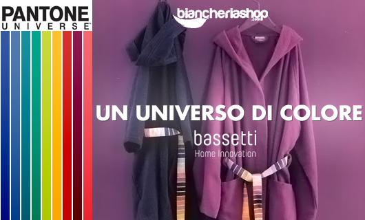 Collezione Pantone Bassetti Home Innovation