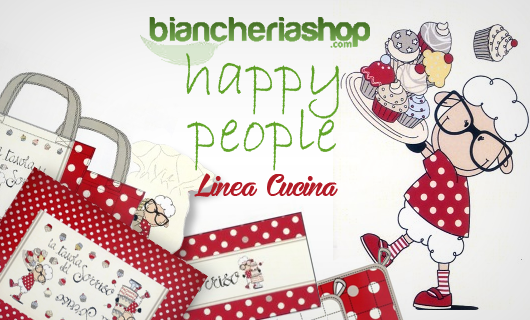 Linea cucina Happy People